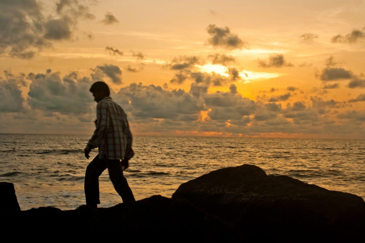 """Free photo """"Man Walking"""""""