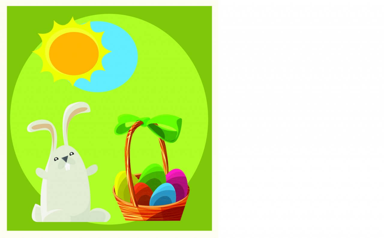"Free vector ""Easter vector objects illustration"""