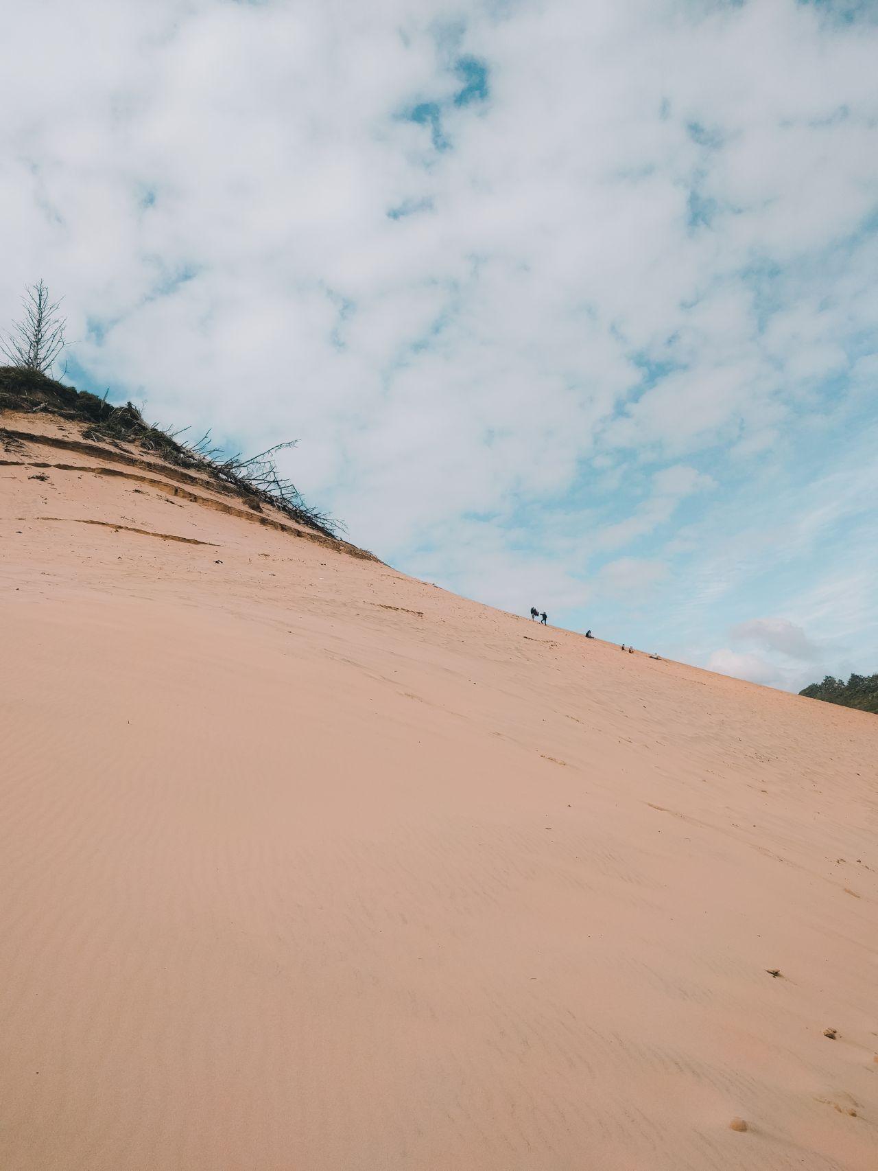 "Free photo ""Sand hills"""