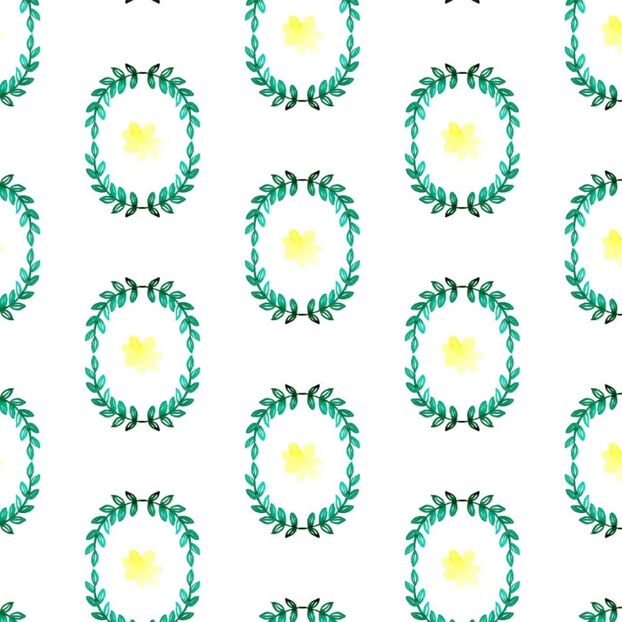 "Free vector ""Watercolor pattern"""