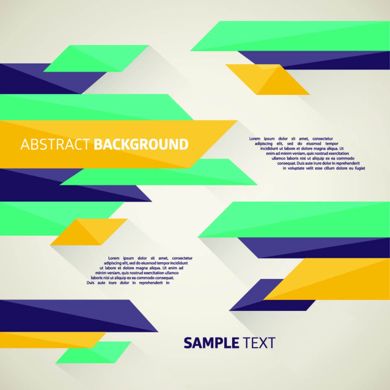 "Free vector ""Abstract Background"""
