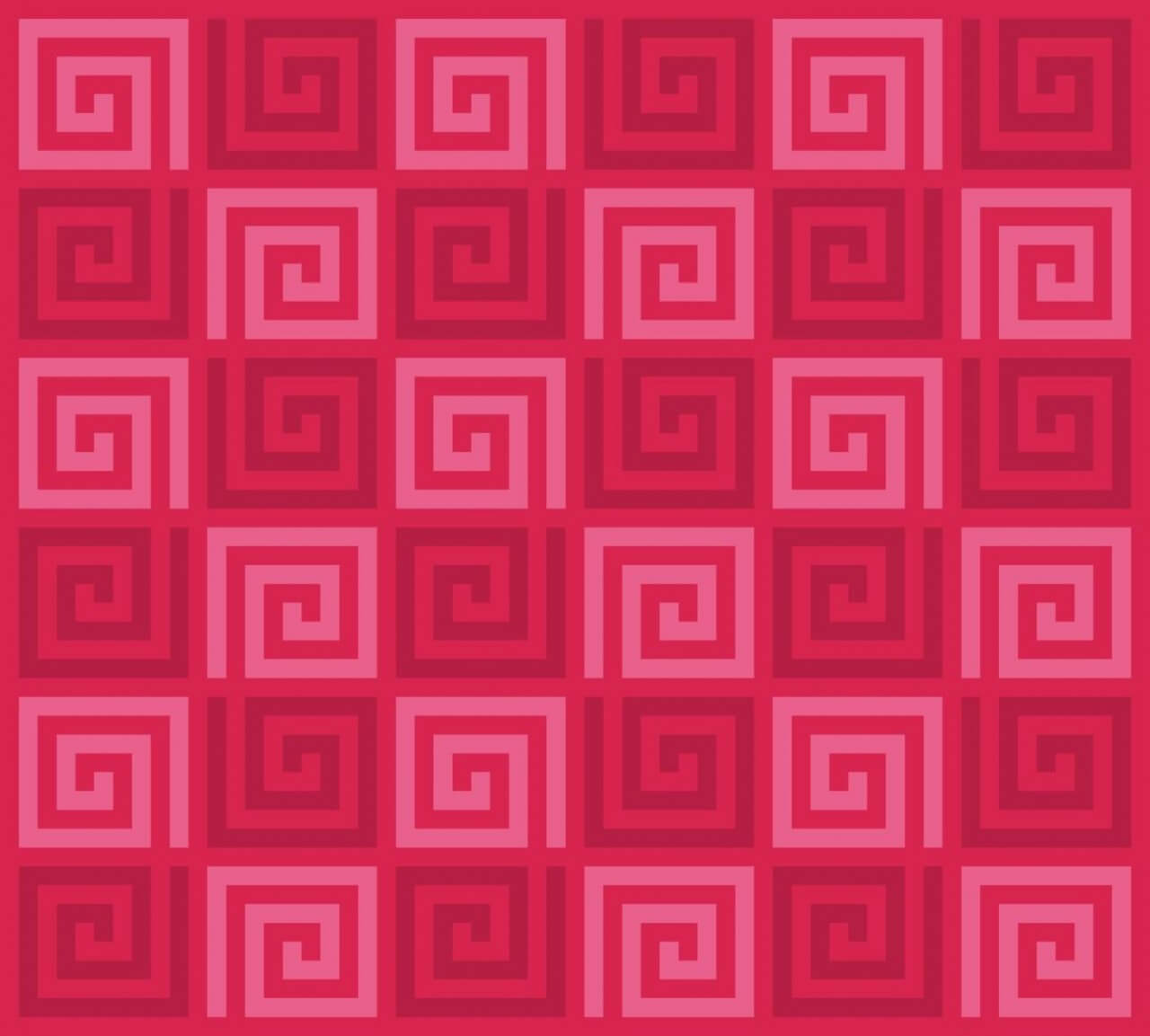 "Free vector ""Red Spirals Pattern"""