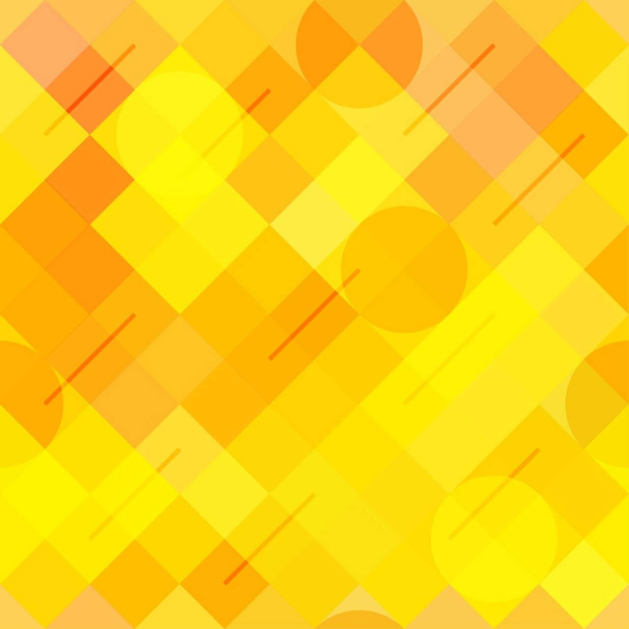 """Free vector """"Yellow Abstract Pattern"""""""