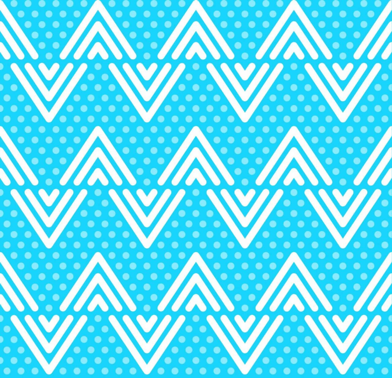 "Free vector ""Blue Dots and Lines Pattern"""