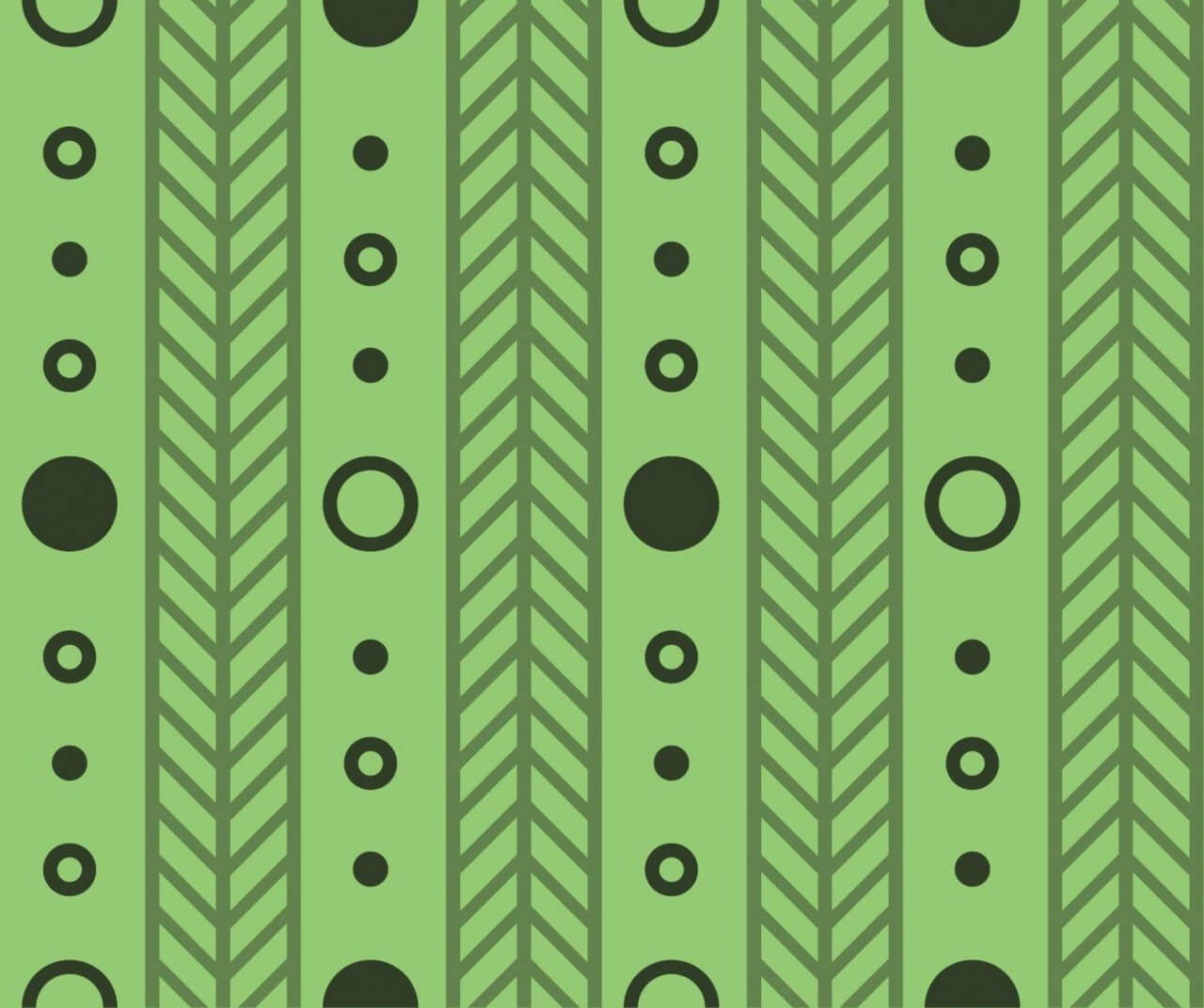 "Free vector ""Green Line Pattern"""