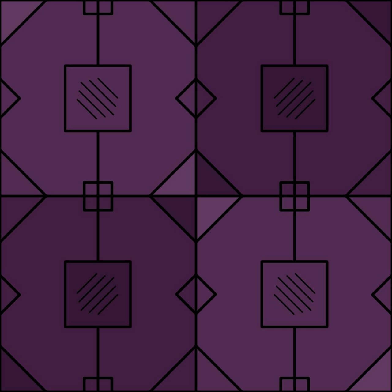 "Free vector ""Purple Lines Pattern"""