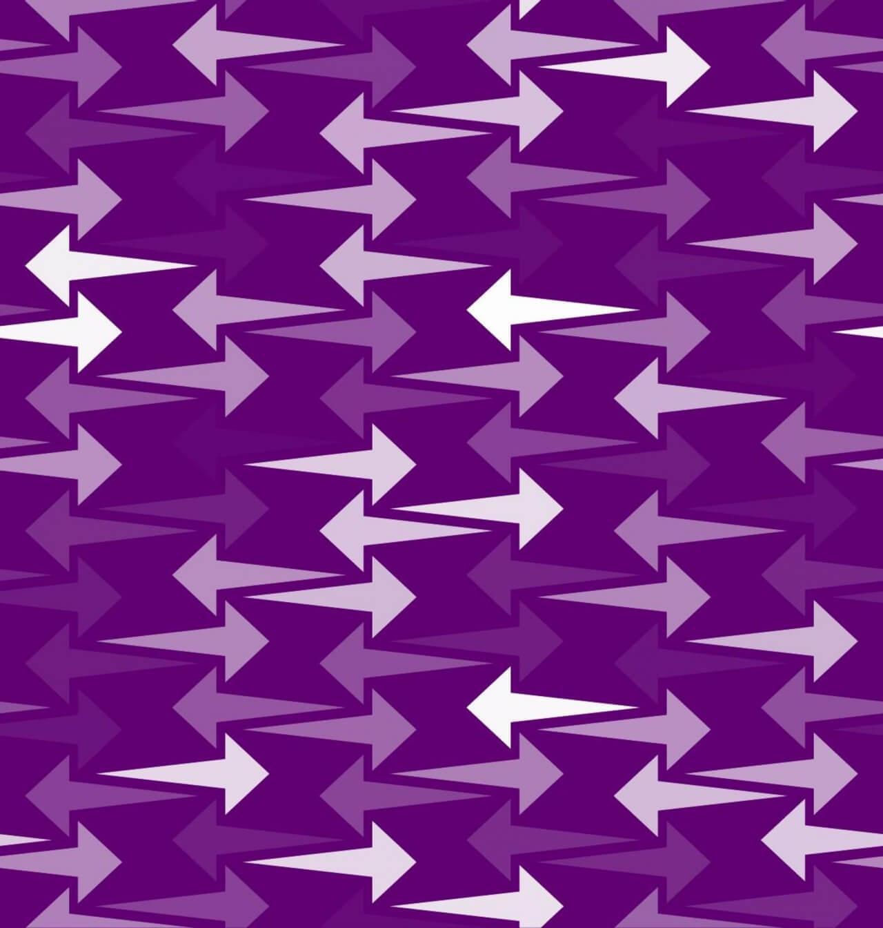 """Free vector """"Purple Arrows Pattern"""""""