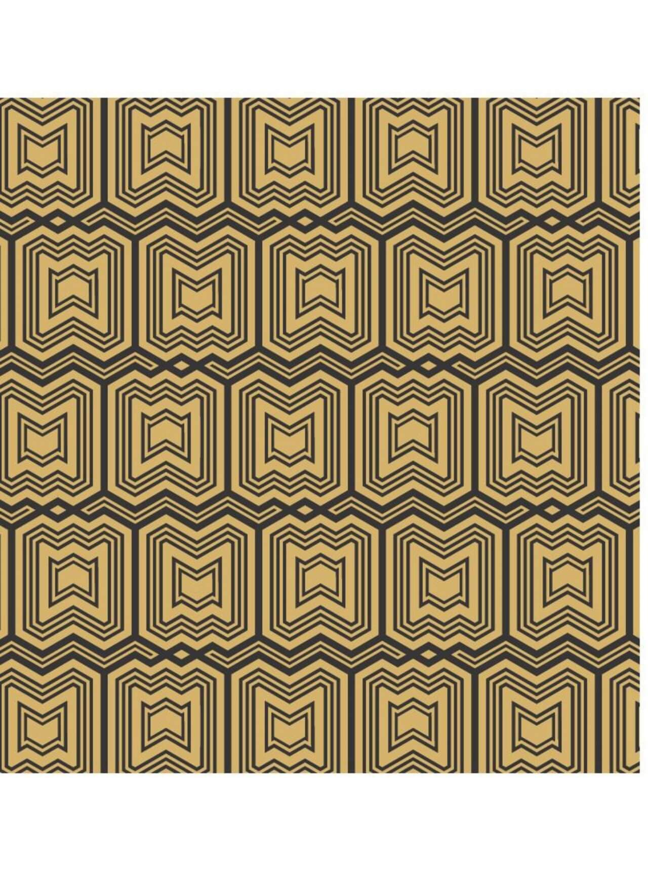 """Free vector """"Roaring 1920s style pattern """""""