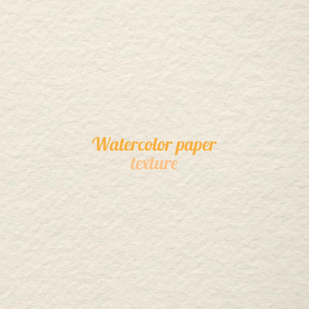 "Free vector ""Watercolor paper texture """