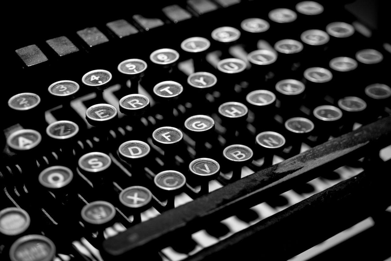 """Free photo """"Antique typewriter"""""""
