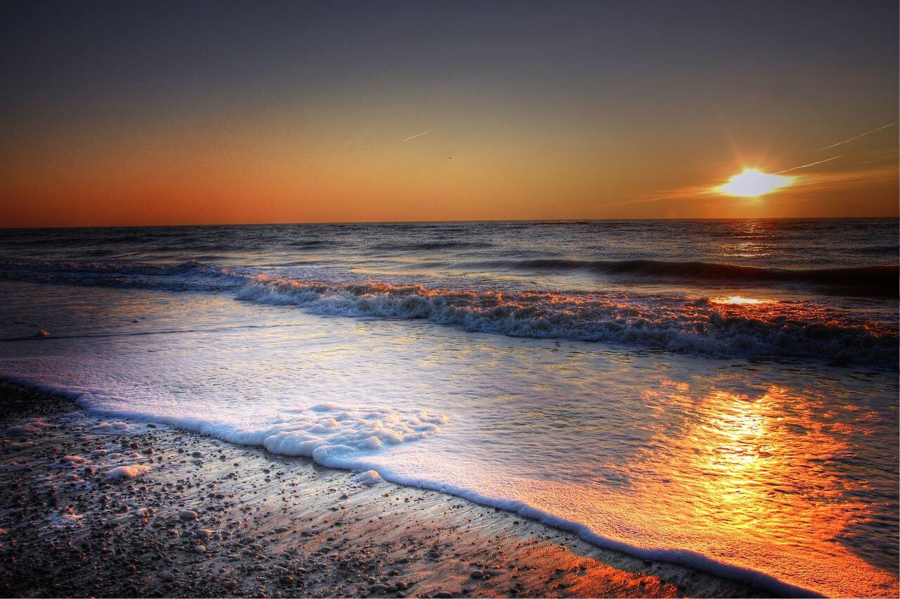 "Free photo ""Afterglow"""