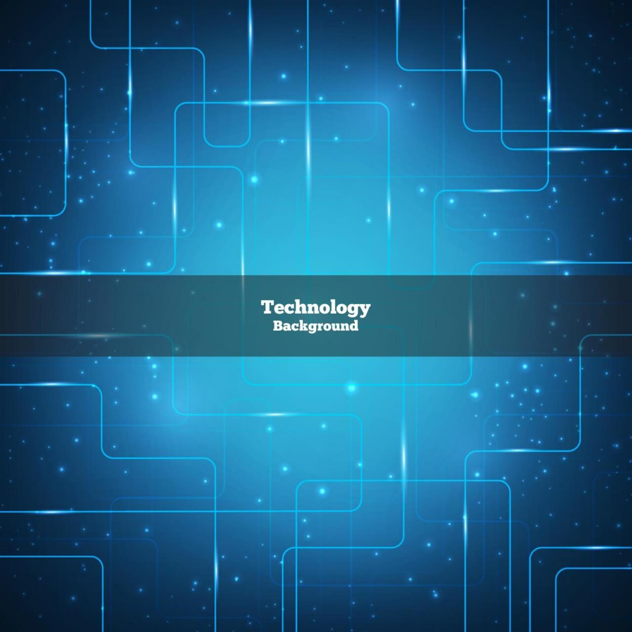 "Free vector ""Vector Technology Background"""