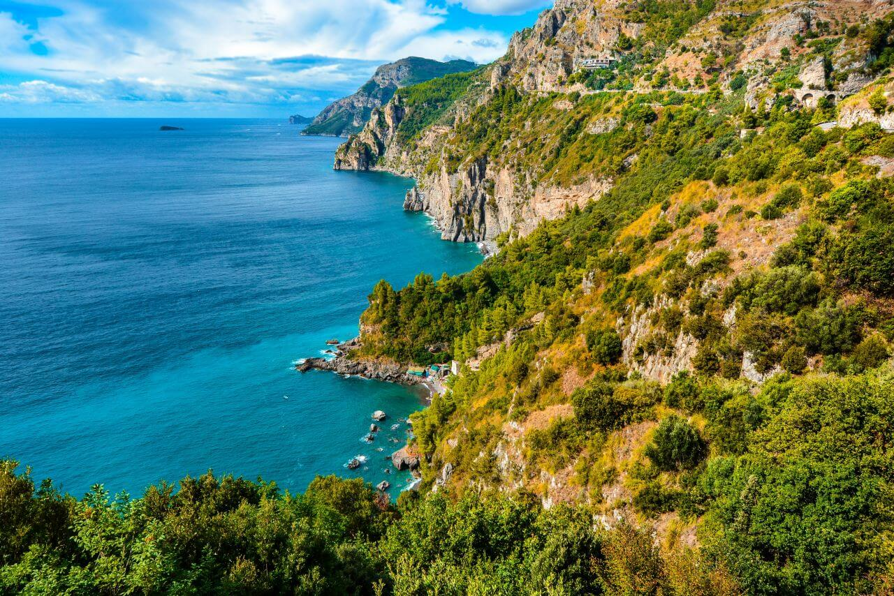 "Free photo ""Amalfi coast"""