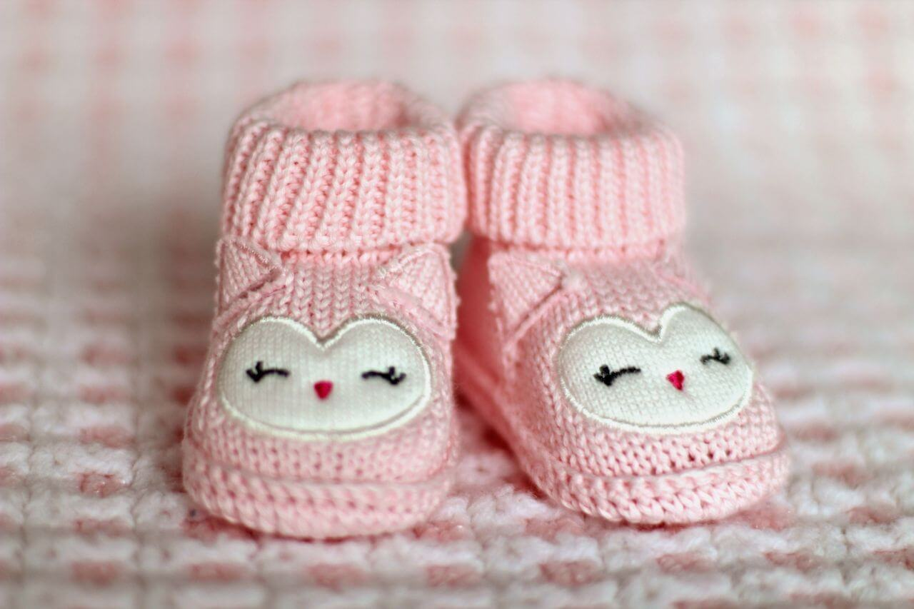 "Free photo ""Pink Baby Booties"" by Terri Cnudde"