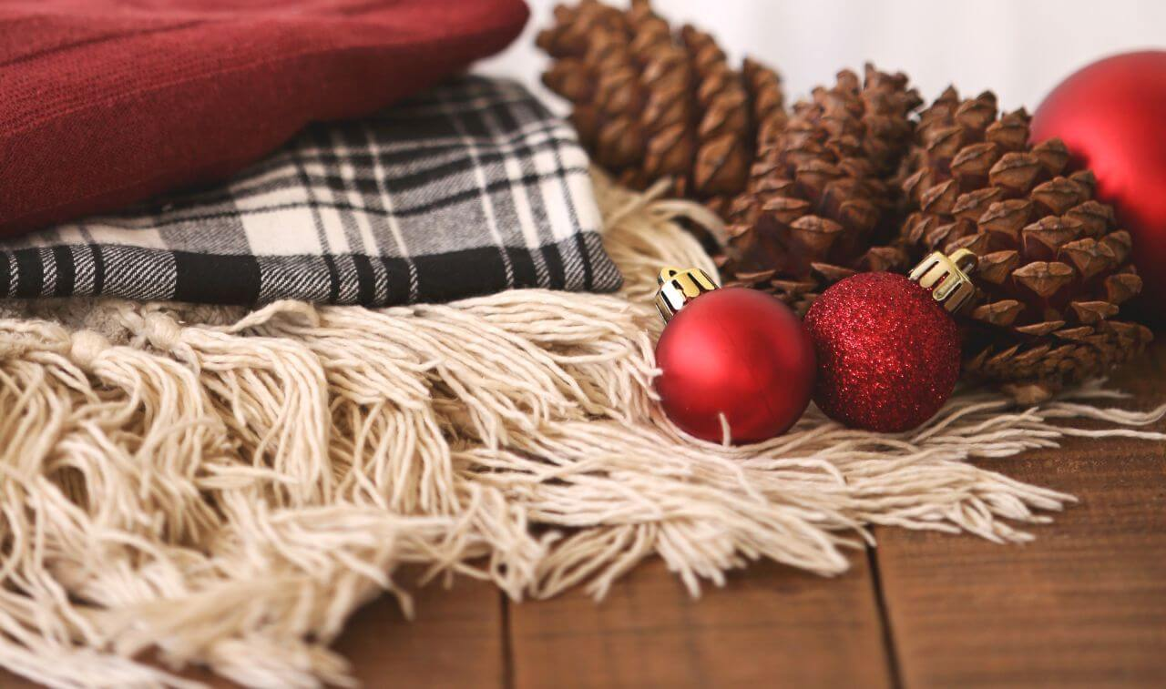"""Free photo """"Christmas Decorations on Table"""" by Candis Hidalgo"""