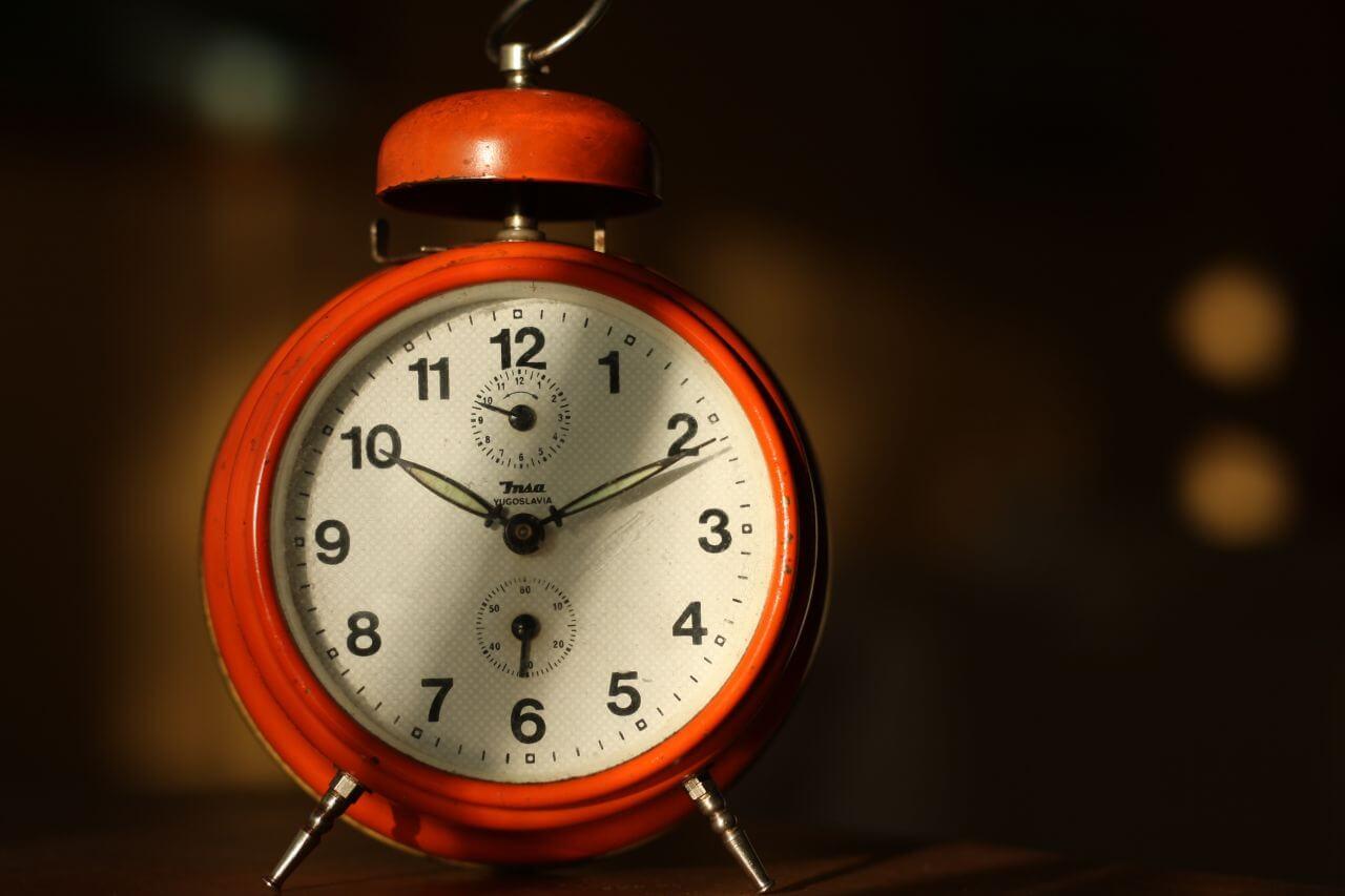 "Free photo ""Alarm clock"" by Ivan Ilijas"