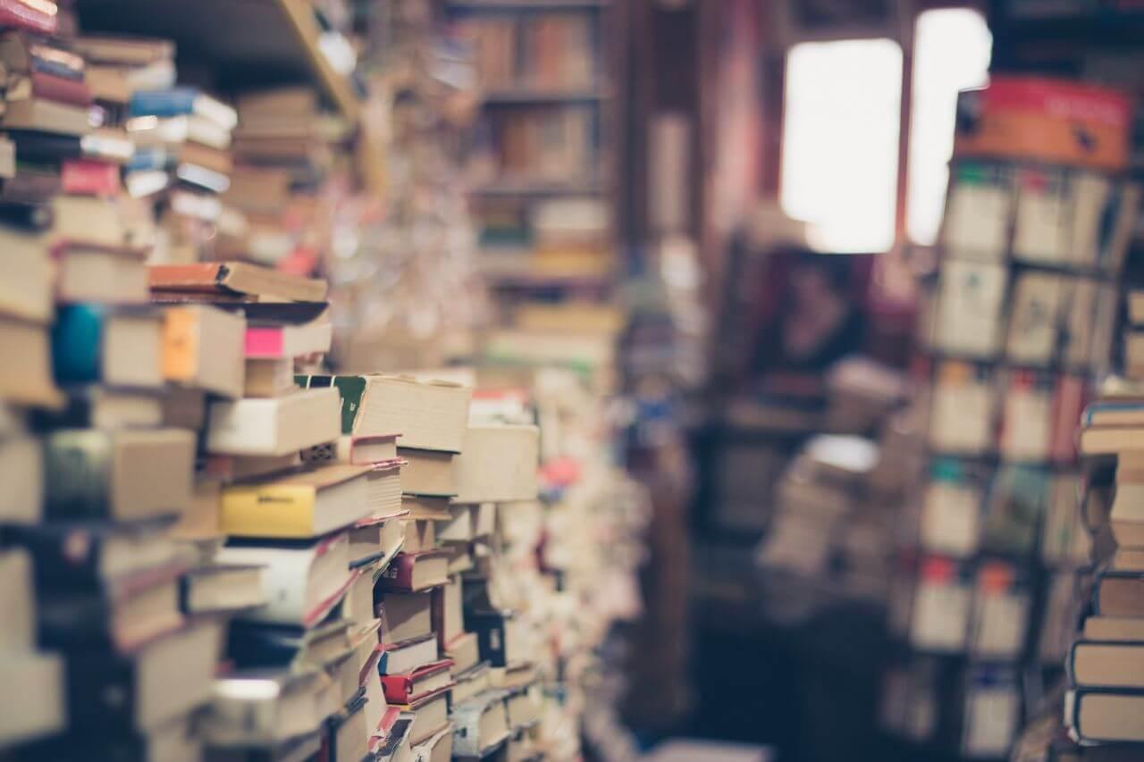 "Free photo ""Book stack"" by Eli Digital Creative"