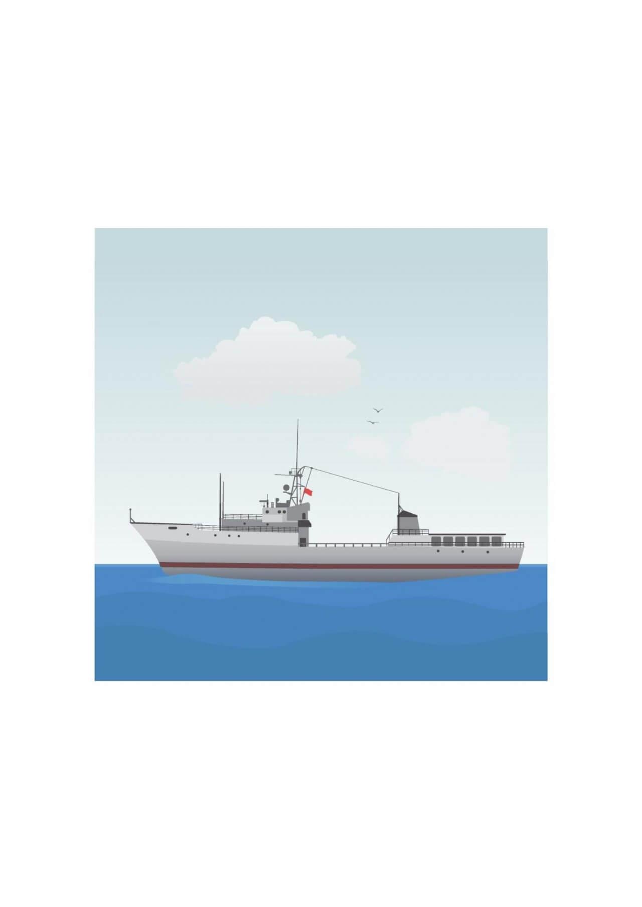 """Free vector """"Ship"""""""