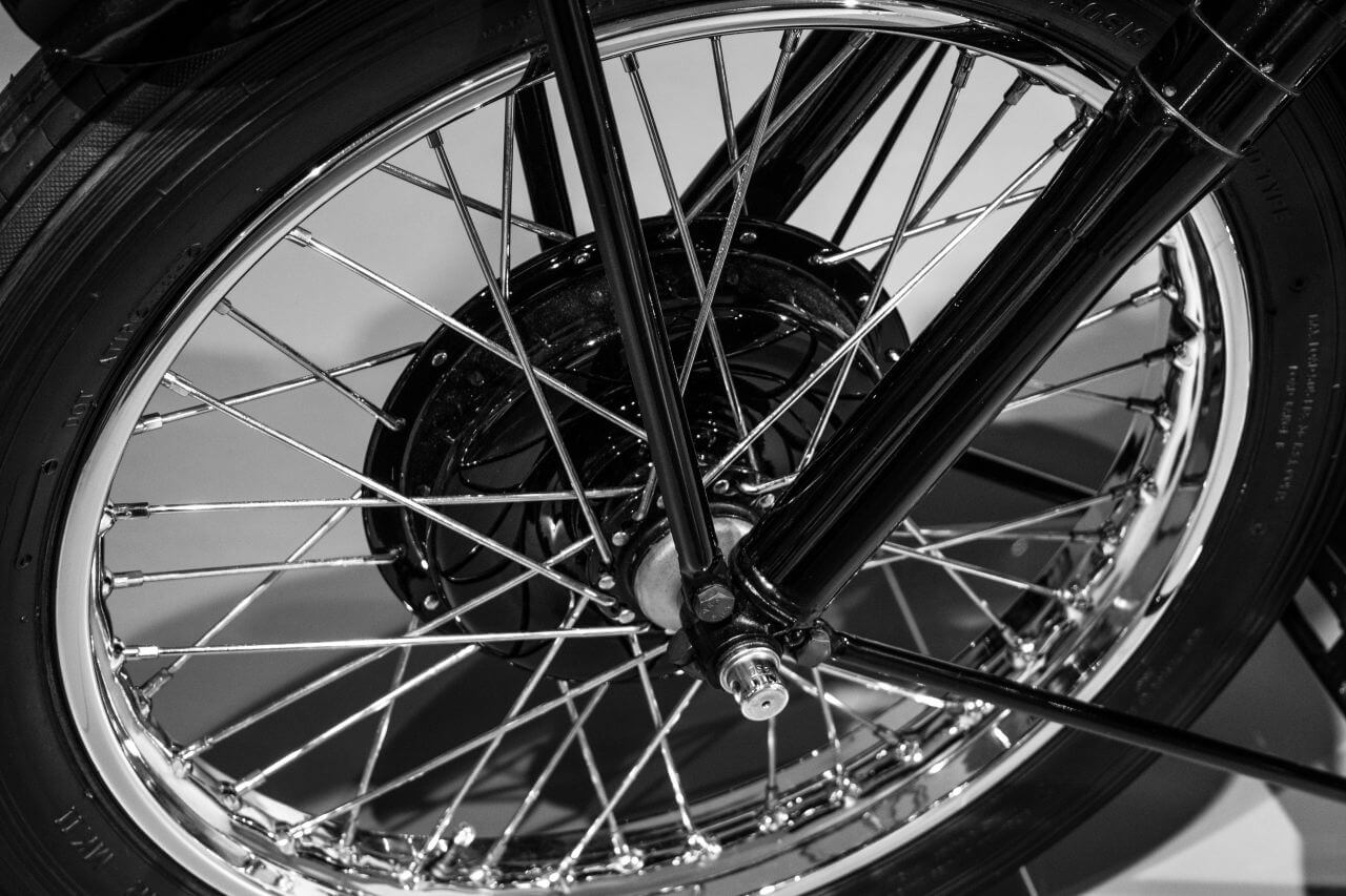 "Free photo ""Bicycle Wheel"" by Age 47"
