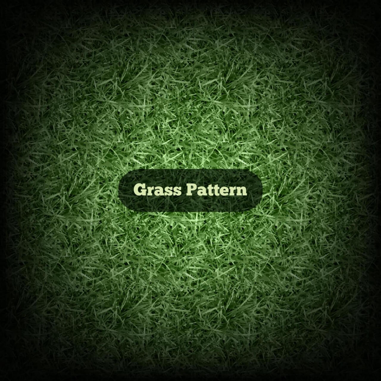 "Free vector ""Vector Grass Pattern"""