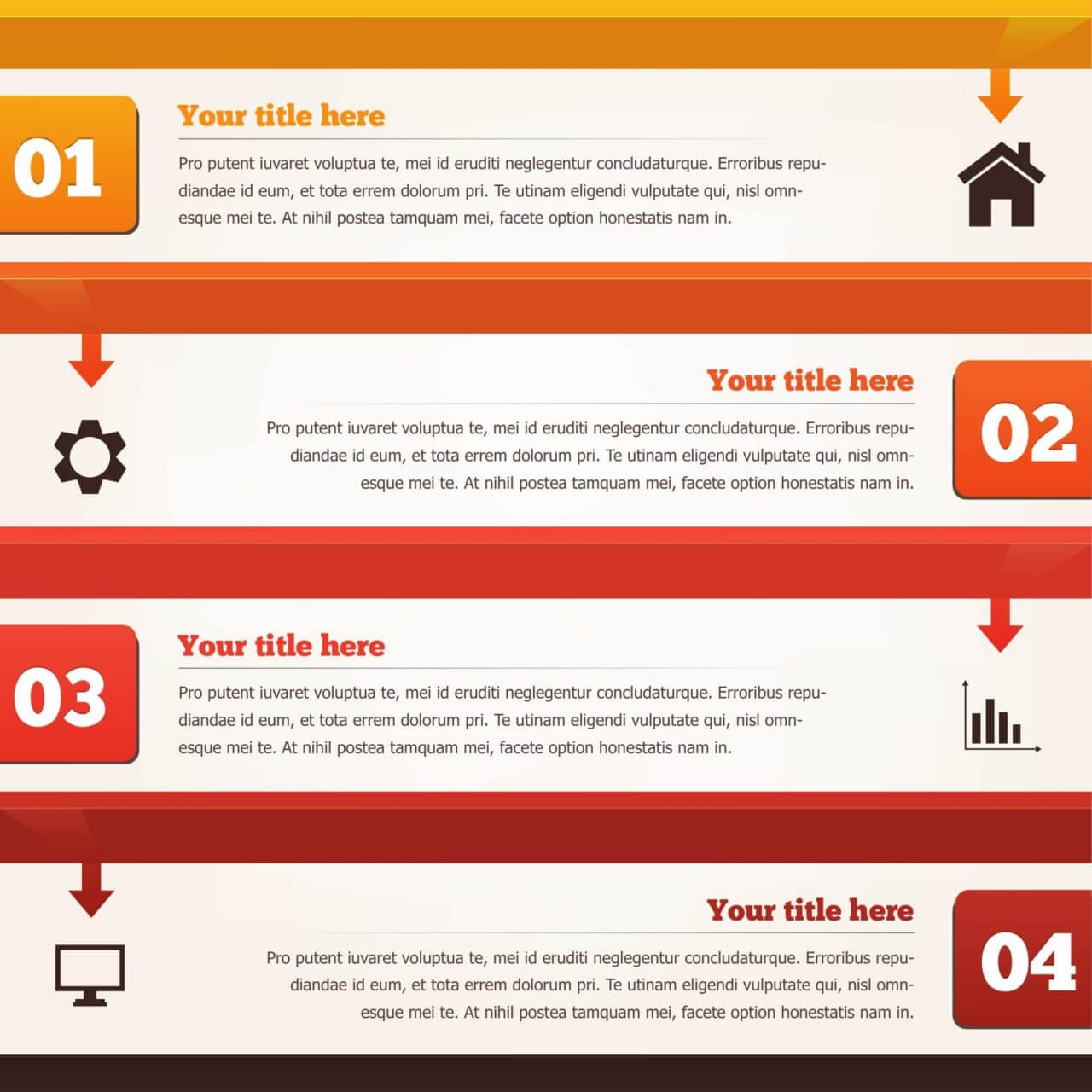 """Free vector """"Vector Infographic"""""""