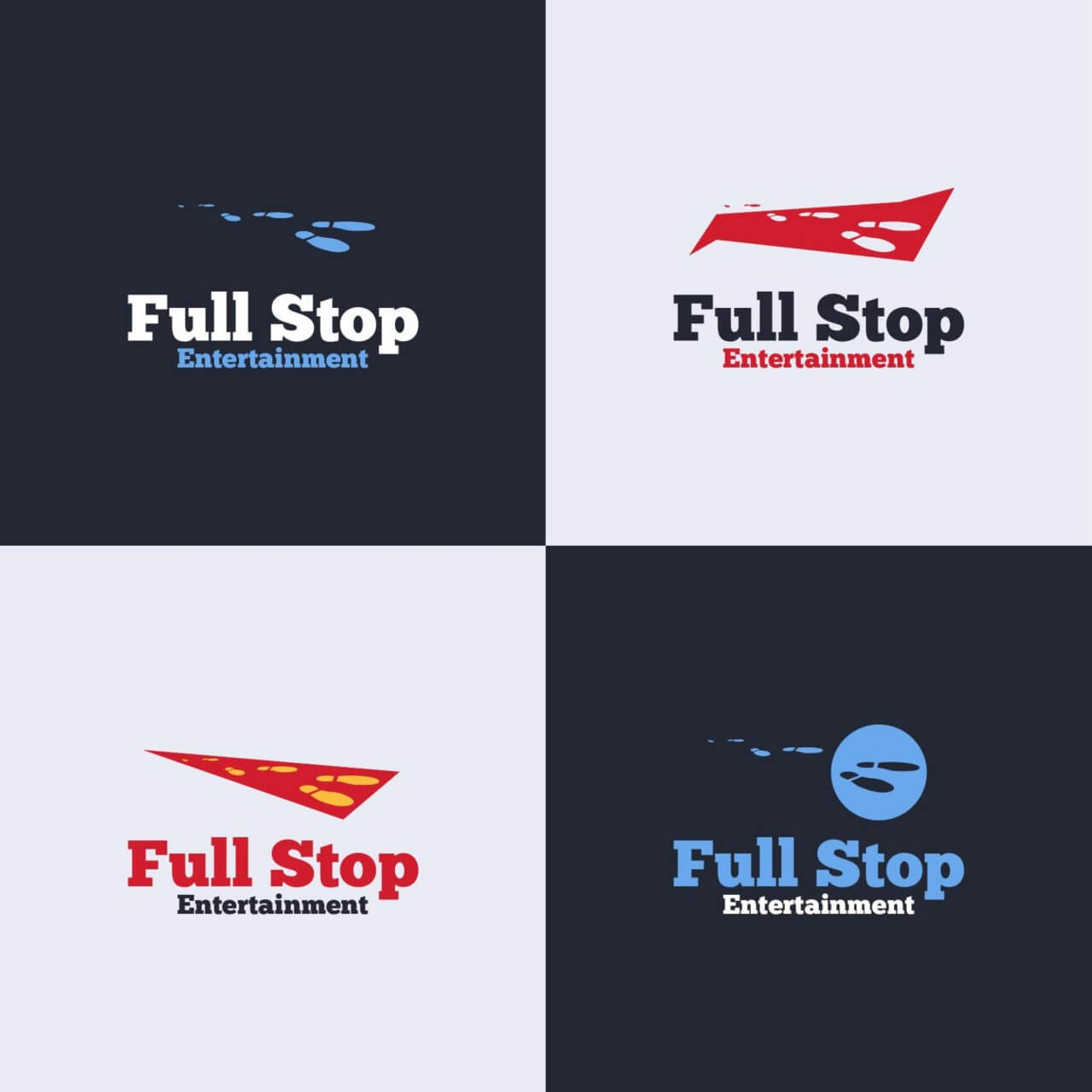 "Free vector ""Full Stop Vector Logo"""