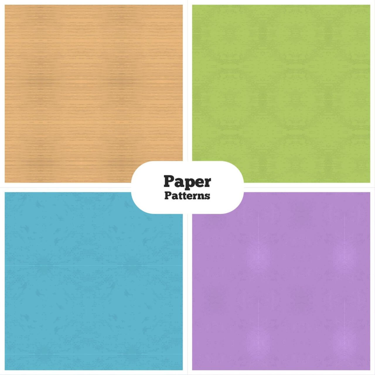 "Free vector ""Vector Paper Patterns"""