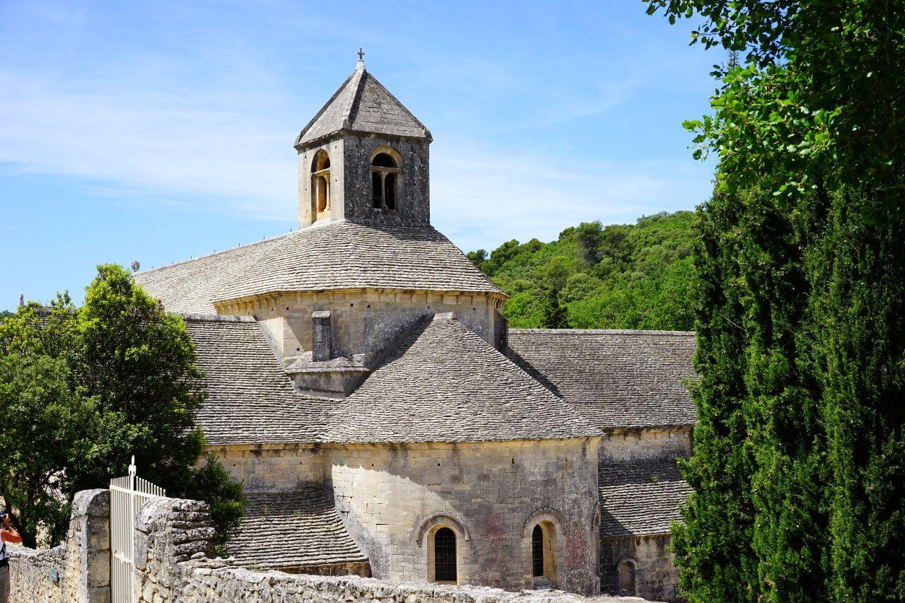 "Free photo ""Abbaye de sénanque"" by Hans Braxmeier"