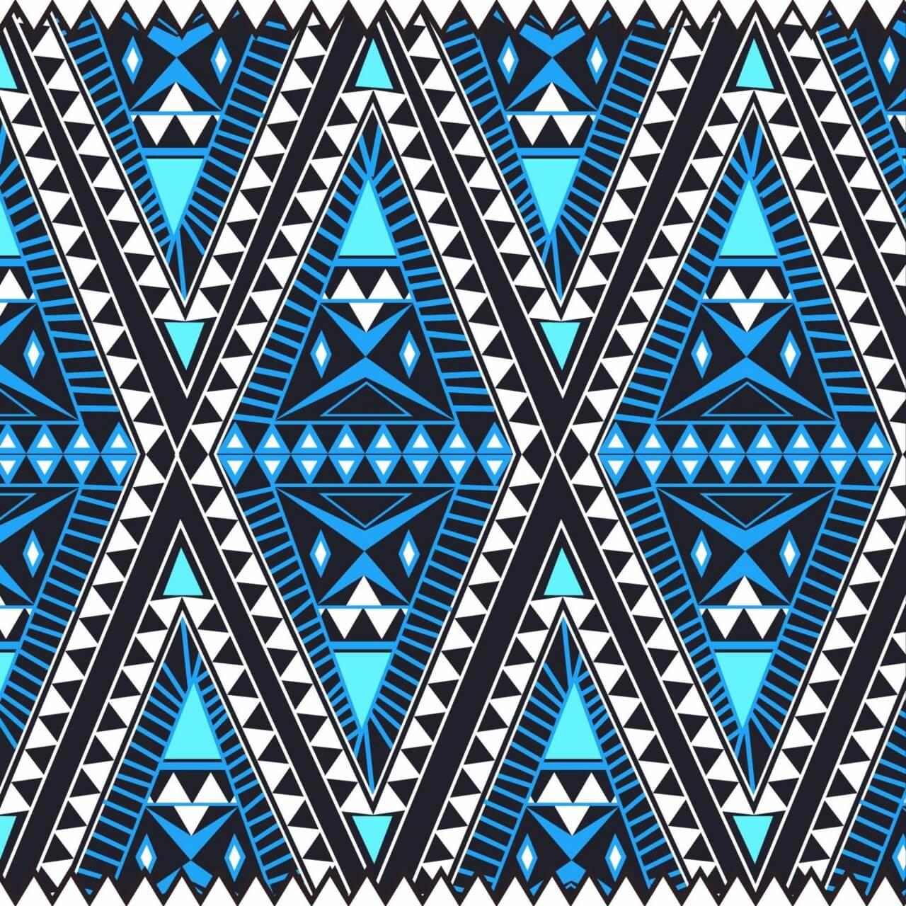 "Free vector ""Aztec background"""