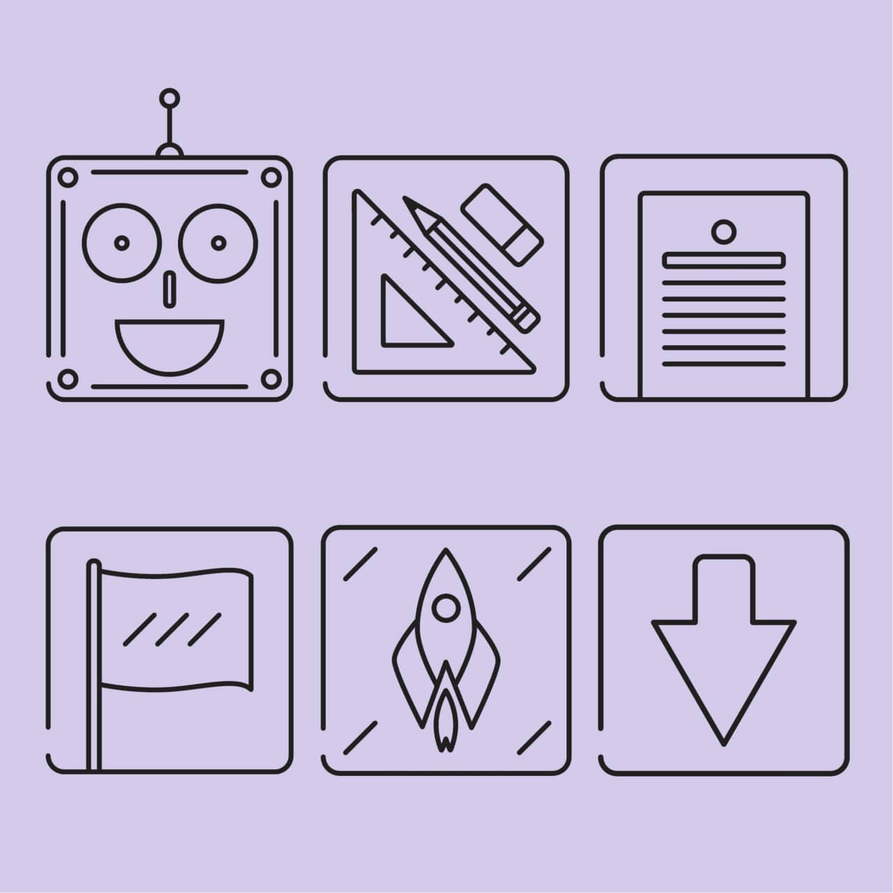 "Free vector ""Product Icons"""