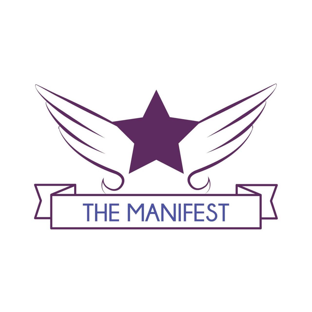 "Free vector ""The Manifest Logo"""