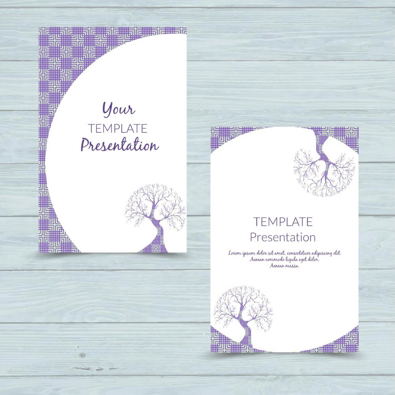 """Free vector """"Invitation card with floral background"""""""