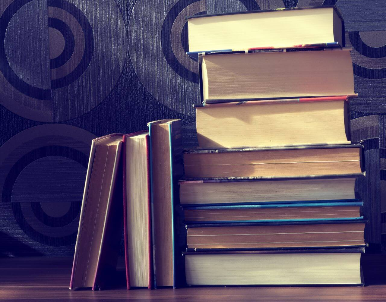 """Free photo """"Book stack"""" by  Anthony"""