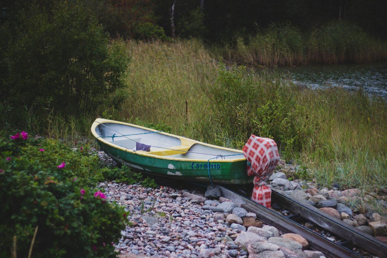 """Free photo """"Canoe"""" by  Valeria Boltneva"""