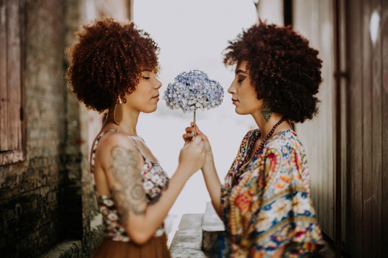 "Free photo ""Afro"" by  Matheus Bertelli"