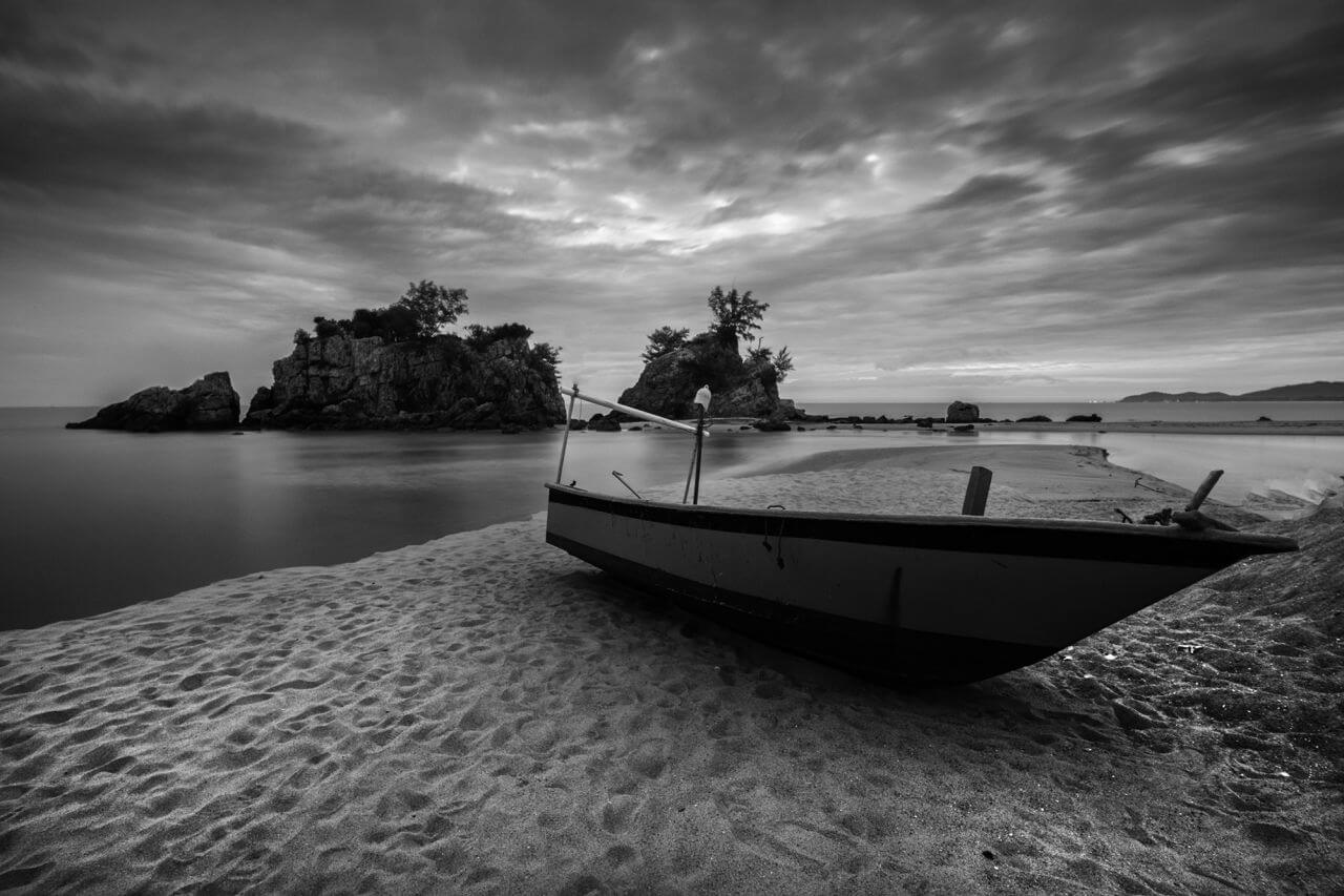"Free photo ""Beach"" by  Zukiman Mohamad"