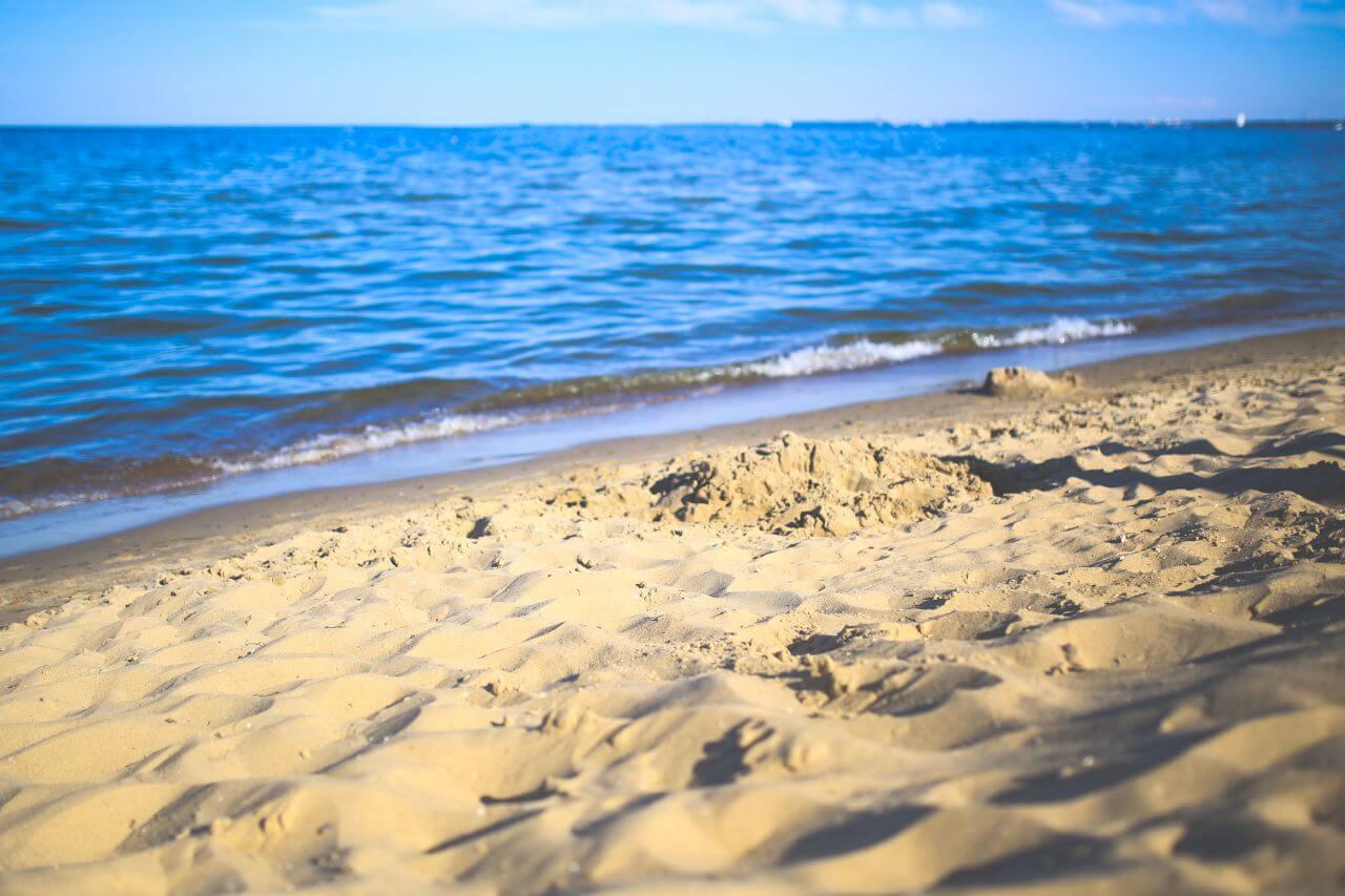 """Free photo """"Beach"""" by  Kaboompics // Karolina"""