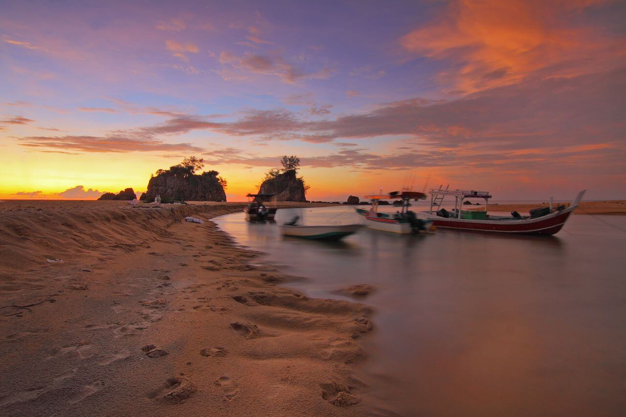 """Free photo """"Boats"""" by  Pok Rie"""