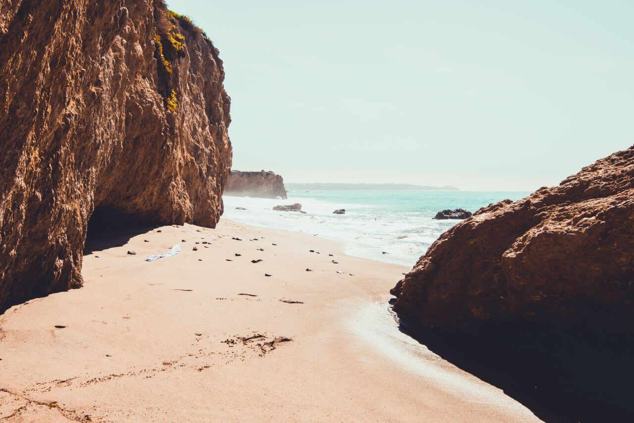 """Free photo """"Beach"""" by  Spencer Selover"""