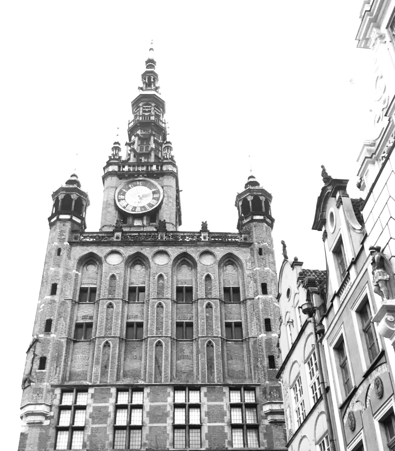 "Free photo ""A church in Gdańsk """