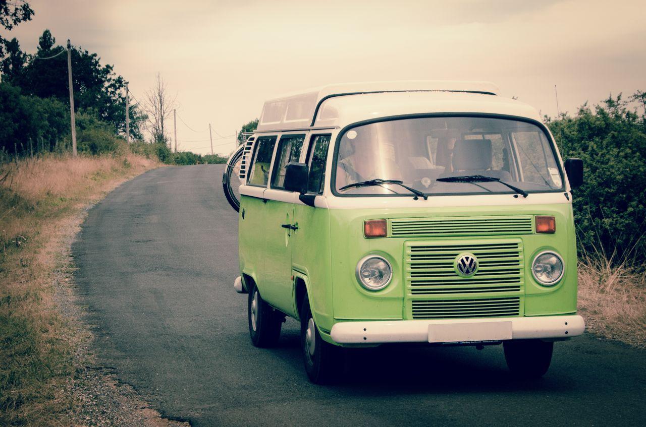 """Free photo """"Volkswagen van"""""""