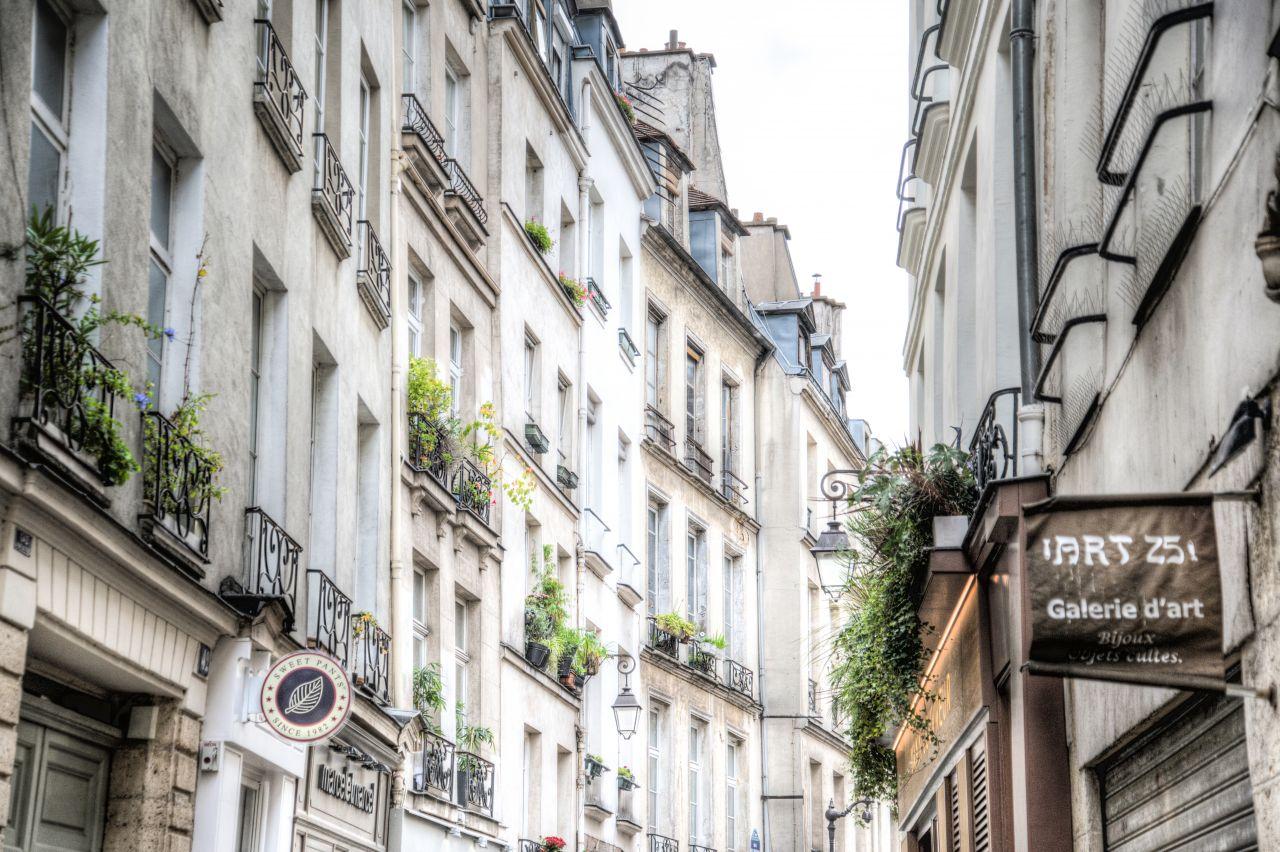 "Free photo ""Typical Paris"""