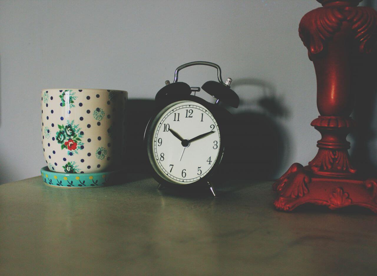 "Free photo ""Black Alarm Clock"" by brandi redd"