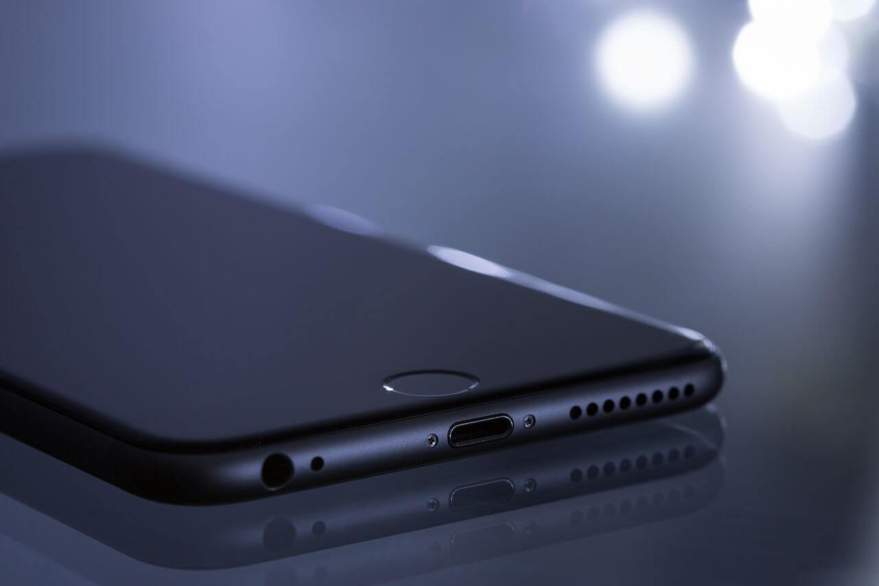 "Free photo ""Black iPhone Closeup Bokeh"" by Torsten Dettlaff"