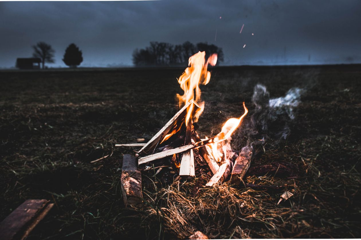 "Free photo ""Fire"" by Alex Klopcic"