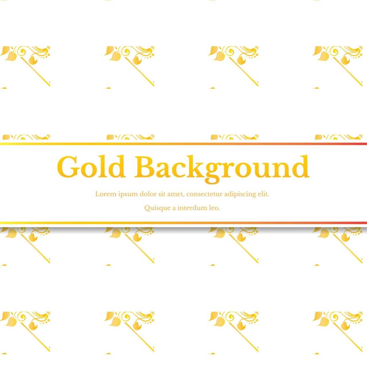 "Free vector ""Royal gold backgrounds"""