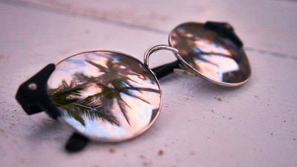 Sunglass Reflection photo
