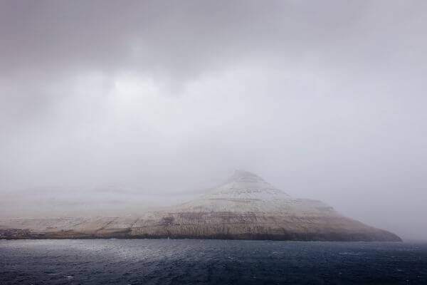 The Faroe Islands in Winter photo