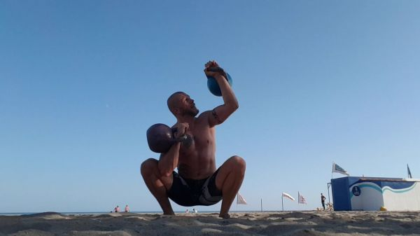 Kettlebell  kettlebells  kettlebell training video