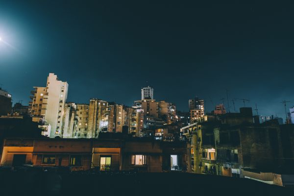 Rooftop photo